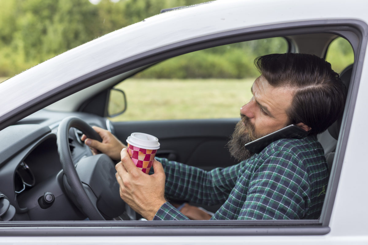 Distracted Driving Awareness Month - Wormington & Bollinger
