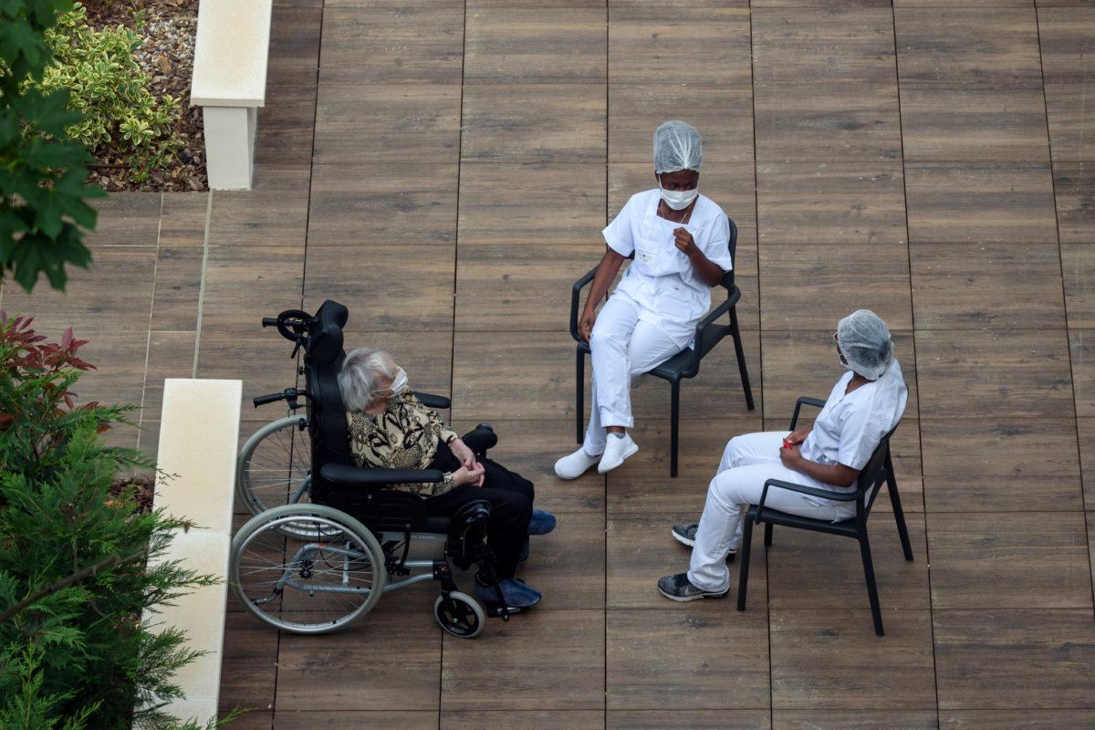 Nursing Homes May Account for Half of All Coronavirus Deaths - Wormington & Bollinger