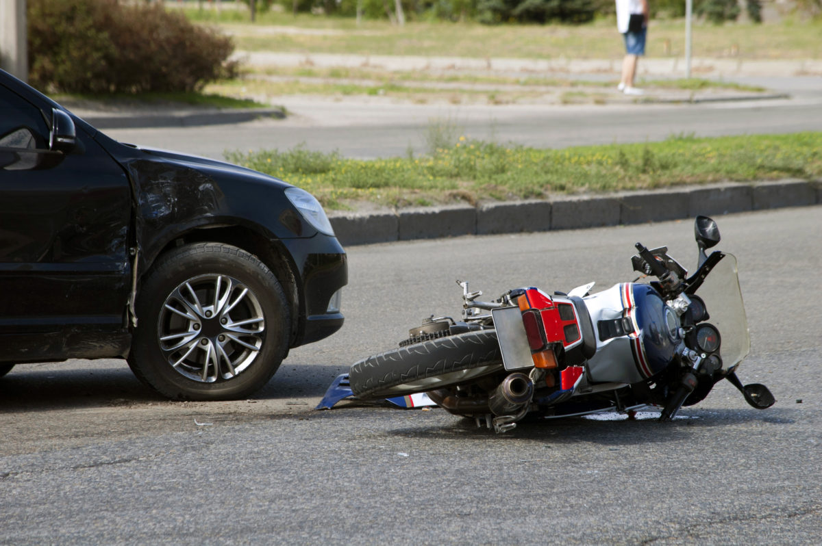 Motorcycle Accidents by the Numbers - Wormington & Bollinger