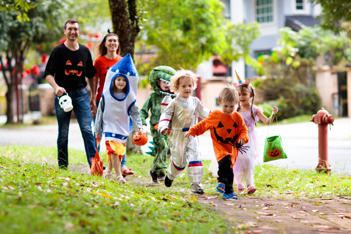 Avoiding Common Halloween Accidents - Wormington & Bollinger